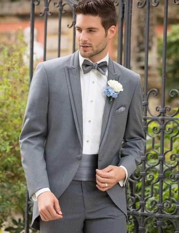 Свадебный образ с галстуком-бабочкой